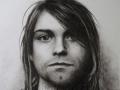 Kurt Cobain dry brush nov'15